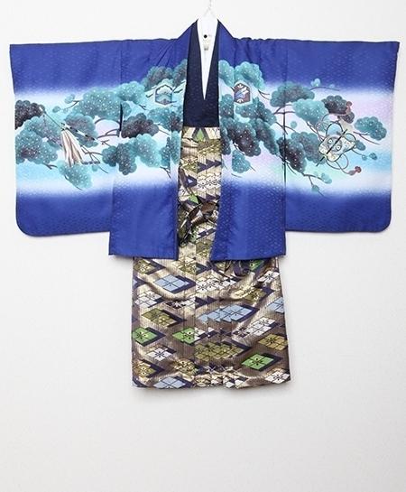 1251653-1233163 男児羽織袴セット