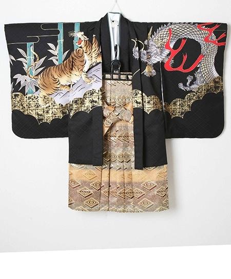 1252866 男児羽織袴セット