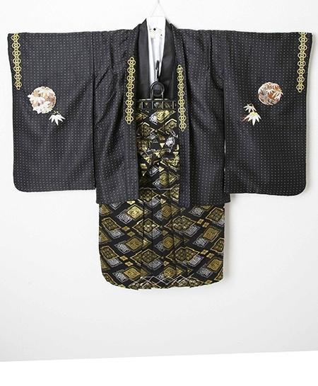 1252867 男児羽織袴セット