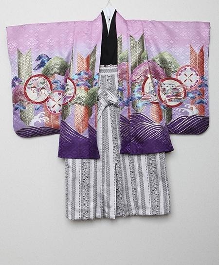 1251690-1250127 男児羽織袴セット