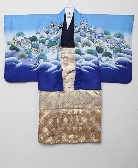 1251649-1250670 男児羽織袴セット