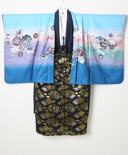 1252871 男児羽織袴セット