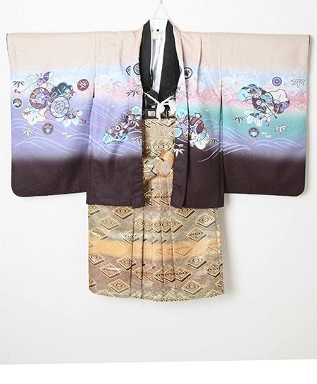 1252870 男児羽織袴セット