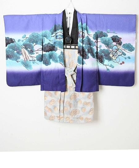 1252869 男児羽織袴セット